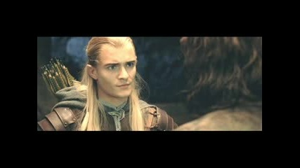 Legolas - When You Say Nothing At All