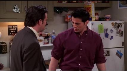 Friends / Приятели - Сезон 6 Епизод 19 - Bg Audio - | Част 1/2 |