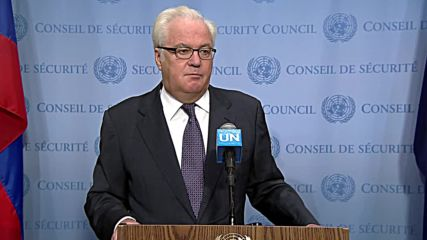 United Nations: Churkin hails Guterres is a 'great choice' as next UN Secretary General
