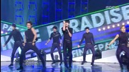 Infinite - Paradise ~ Music Core (01.10.2011)