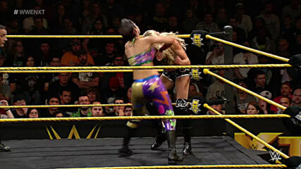 Becky Lynch vs. Charlotte Flair vs. Bayley - Triple Threat Match: NXT, Apr. 22, 2015 (Full Match)