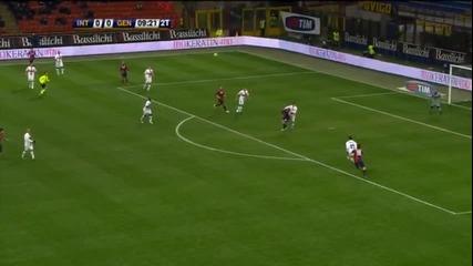 Highlights : Inter Milan : Genoa 0:0