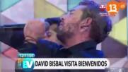 David Bisbal Antes Que No & Diez Mil Maneras En Bienvenidos Chile 23/11/16