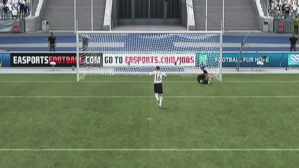 Fifa 12 Англия - Германия {hq}