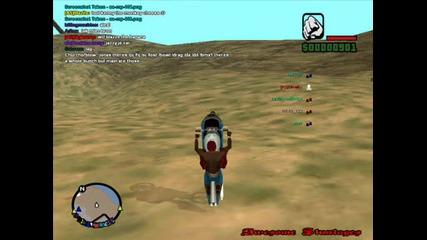 Gta San Andreas Game Play