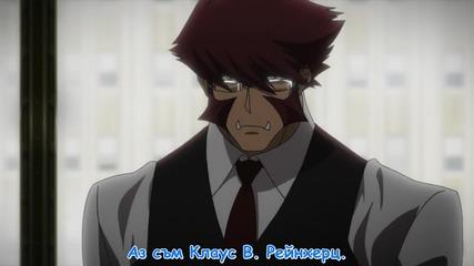 Kekkai Sensen - 1 [ Bg Subs ] [ S Z S ]