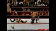 Steven Richards vs. Crash Holly (wwe Hardcore Championship Match) - Wwe Heat 02.06.2002