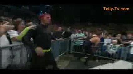 jeff hardy vs sting за Tna World champion 3.03.2011