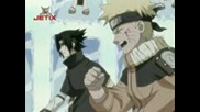 Naruto S1 Ep15 - Zero Visibility The Sharingan Shatters Bg Audio