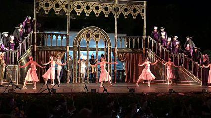 Танц на Часовете, Джоконда, 3 действие, Варненска Опера и Балет, 7 август 2018 г.