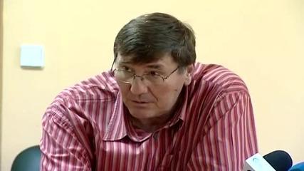 Младенов и Глушков за проблемите в националния по баскетбол