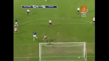 16.11 Палермо 0 - 2 Интер