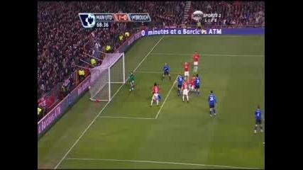 29.12 Манчестър Юнайтед - Мидълзбро 1:0 Димитър Бербатов гол