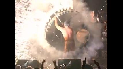 Rammstein - Du Hast - Uno Lakefront Arena (official)