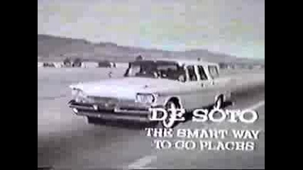 1959 Desotо - Реклама