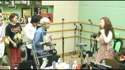 130717 Photo Taking Juniel Kim Jisoo Super Junior Ryeowook Ktr