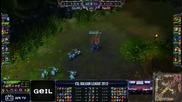 Guru vs Next - League of Legends - On! Fest 2013