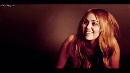 Miley Cyrus - I don't close my eyes |•| fan video |•|