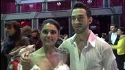 Dancing Stars - Eлена и Дидо с последни думи към зрителите (15.05.2014)