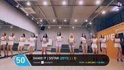 Top 100 Most Viewed Kpop Random Dance Practices August 2018