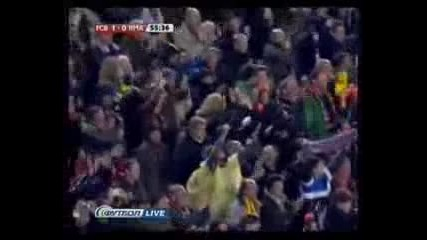 El Klasiko 29.11.09 Ibrahimovic Barcelona 1 - 0 Real Madrid Hq Hd