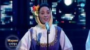 Мария Илиева като Верка Сидерова - ''Лале ли си, зюмбюл ли си'' | Като две капки вода