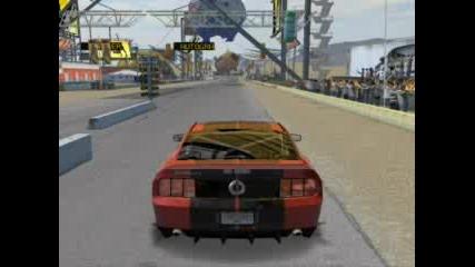 Need For Speed Pro Street Wheelie