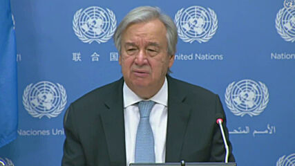 UN: 'A fundamental step toward peace and stability' - Guterres announces ceasefire in Libya