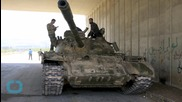 Monitor: Syrian Air Strike Kills 49 in Northwest