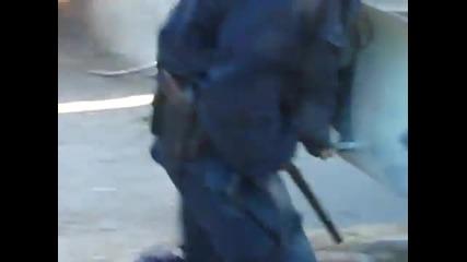 Арда - Ботев - Бомбичка рани полицай