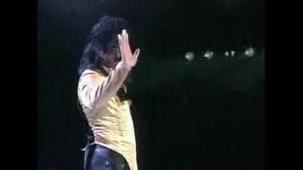 Michael Jackson - Human Nature, Live Bucha
