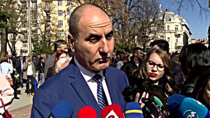 Почитаме паметта на жертвите на Холокоста с шествие в центъра на София