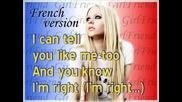 Avril - Girlfriend - Erman