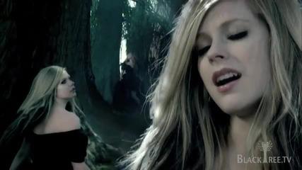Най - Avril Lavigne Alice In Wonderland