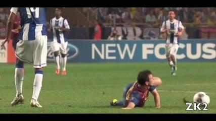 Messi 2012 Hd