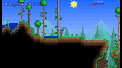 Terraria Epic Survival Epizod-1
