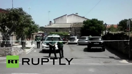 Spain: Armed man holds 2yo hostage for five hours