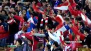 Атлетико изнесе лекция на Милан и е на 1/4-финал