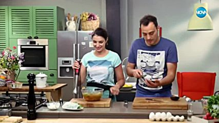 Супа Гуакамоле - Бон апети (11.07.2018)