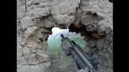 Special Forces Helmet Cam Firefight _ Funker530