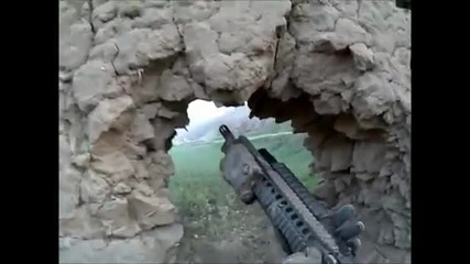 Special Forces Helmet Cam Firefight _ Funker530