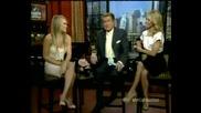 Hilary Duff Говори За War Inc И Бг