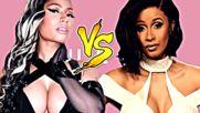 Nicki Minaj Exposes Cardi B On Queen Radio Episode 8 You Called Black Women Roaches Full Rant