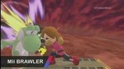 E3 2014: Super Smash Bros. U - Mii Walkthrough