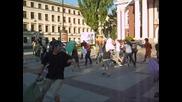 Бой с възглавници в София - 08.06.2010