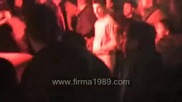 Лудите сръбски фенове! Ултраси на Войводина посрещнаха отбора! *10.12.2011г.*