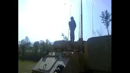 Как се забавлява един войник