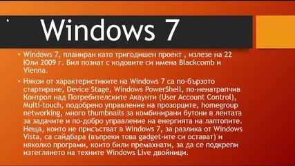 Версии на Microsoft Windows