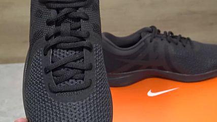 Nike Revolution 4 Видео ревю на мъжки маратонки от Ballistic-sport