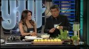 5-16-11 Eva Longoria Talks Desperate Housewives Season Finale New Cookbook Lopez Tonight